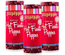 Three Jillipepper Hot Fiesta Pepper